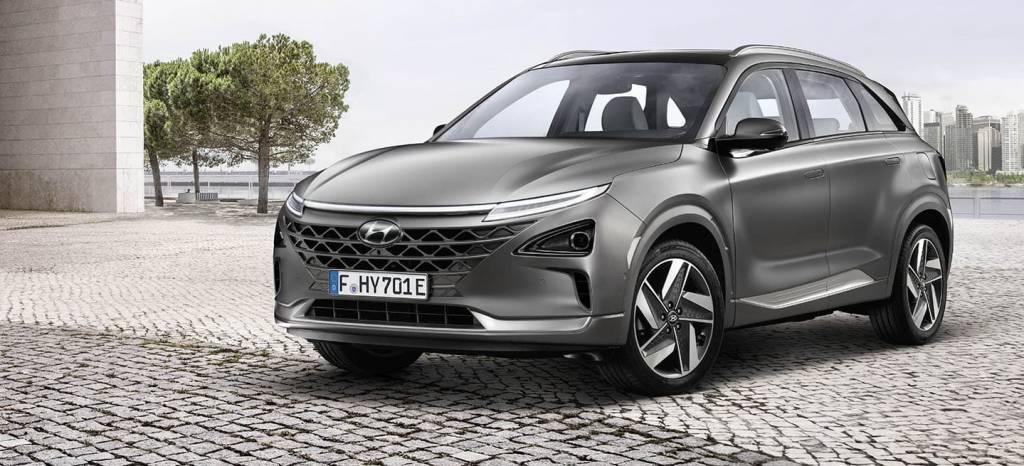El Hyundai Nexo, el coche de hidrógeno, ya tiene precio en España: desde 69.000 euros