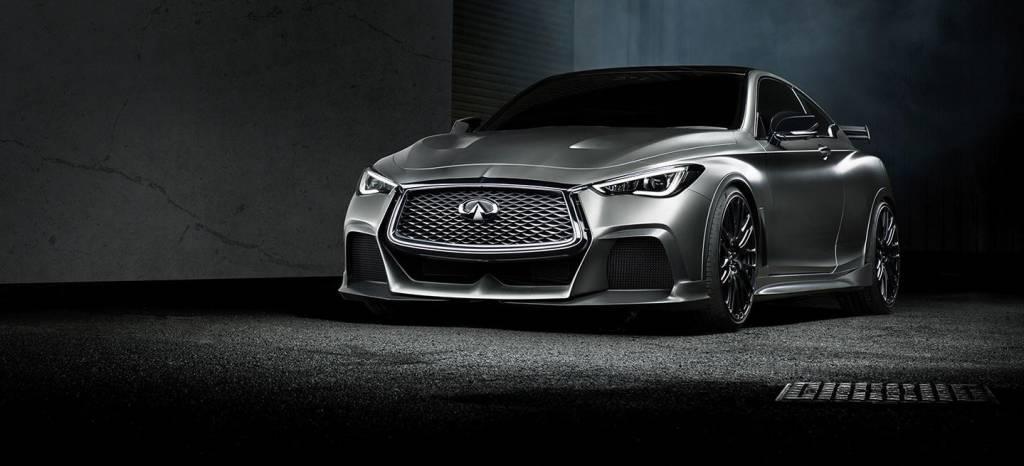 ¡Agárrate que vienen curvas! Infiniti Q60 Black S con 500 CV: así es como Infiniti quiere plantar cara al M4, los AMG y el RS5