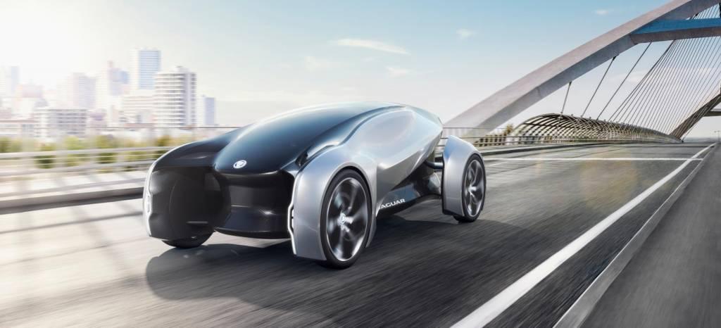 Jaguar Future-Type: así es el coche del futuro según Jaguar, compartido, eléctrico y autónomo