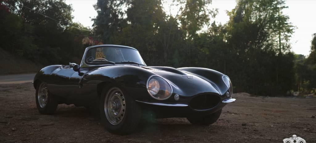 Este vídeo de un Jaguar abre el debate: ¿réplicas de coches clásicos sí o no?