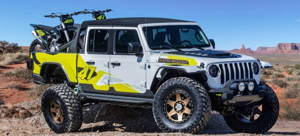 Las 6 versiones más extremas que jamás has visto del Jeep Gladiator