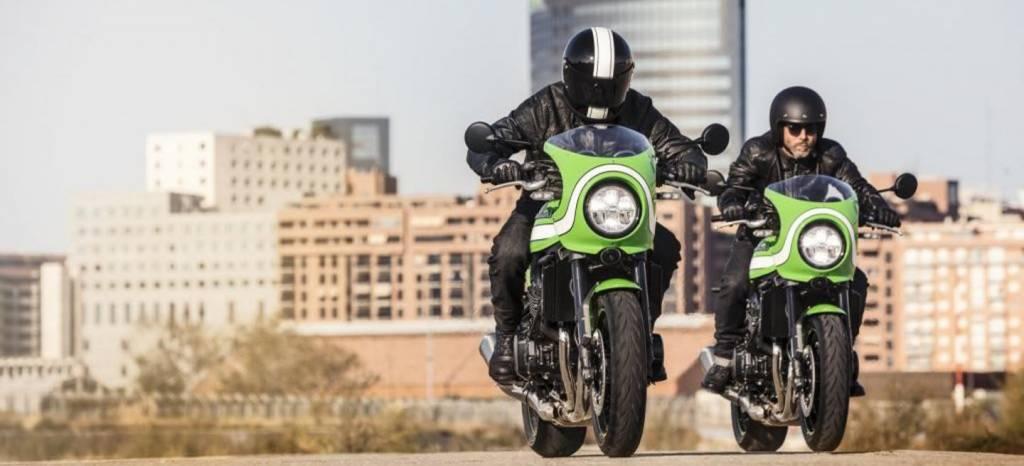 Las etiquetas de la DGT llegan a las motos: ¿podré entrar al centro de Madrid con mi moto?