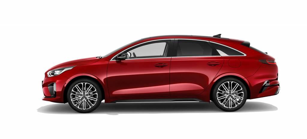 El KIA ProCeed es un coche compacto diferente y muy equipado con un precio de partida, con descuentos, de 23.720 euros