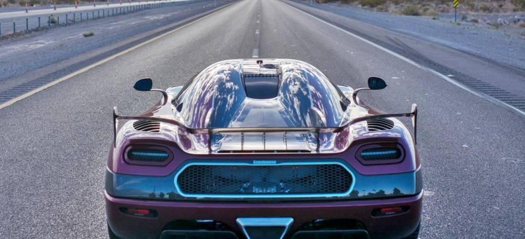 ¡444.6 Km/h! El Koenigsegg Agera RS reta al Bugatti Chiron consiguiendo un nuevo récord de velocidad
