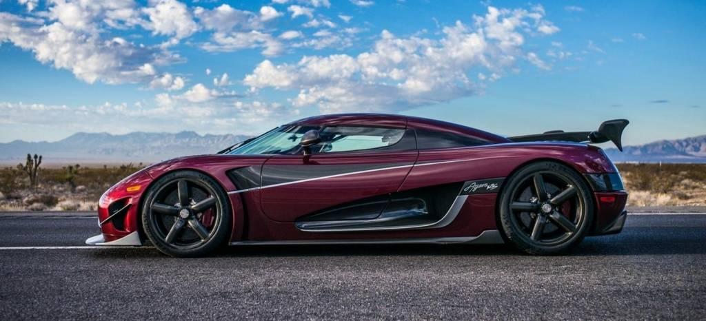 Y van 3 Bugatti… Koenigsegg va de sobrada y marca un nuevo récord en el 0-400-0 Km/h (Vídeo)