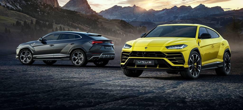 4 claves sobre el Lamborghini Urus, el primer SUV de Lamborghini y el más rápido con 650 CV de potencia (+20 fotos)