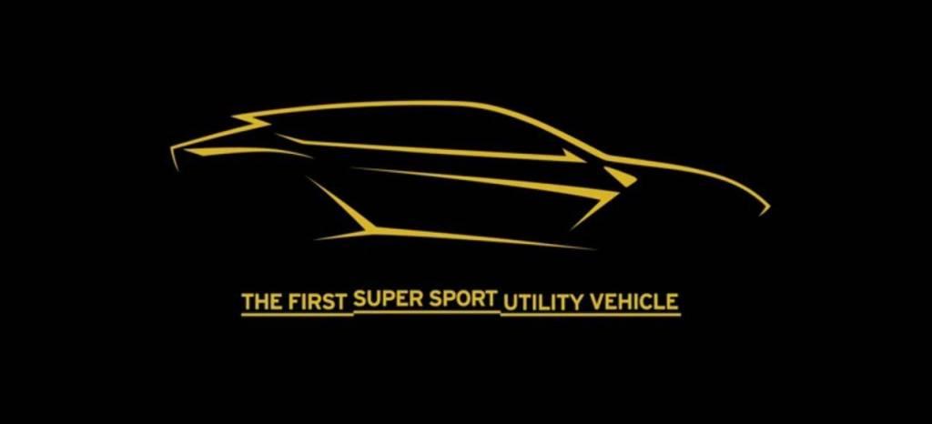 Apunta la fecha en tu agenda: el Lamborghini Urus se presentará el próximo 4 de diciembre