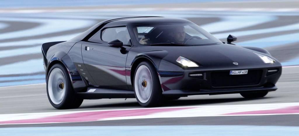 Cada New Stratos costará 500.000 euros y la muerte de un Ferrari 430 Scuderia