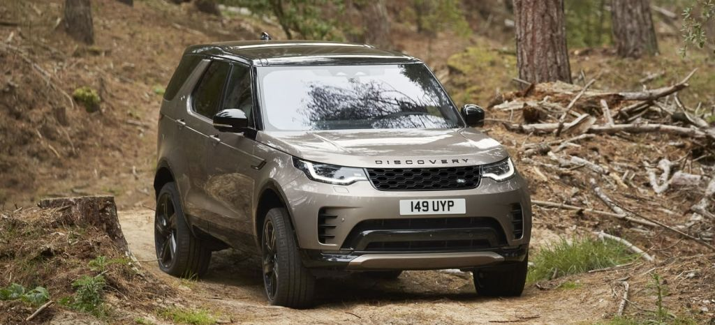 Land Rover Discovery 2021 1120 004 thumbnail