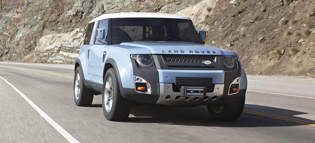 Jaguar Land Rover confirma la llegada de 3 nuevos coches, entre ellos el nuevo Defender