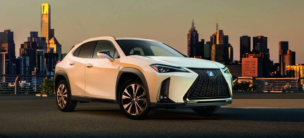 ¿Cómo conseguirá Lexus alcanzar la barrera de las 10.000 unidades vendidas al año? Su nuevo SUV, directo a por el BMW X2, es la clave