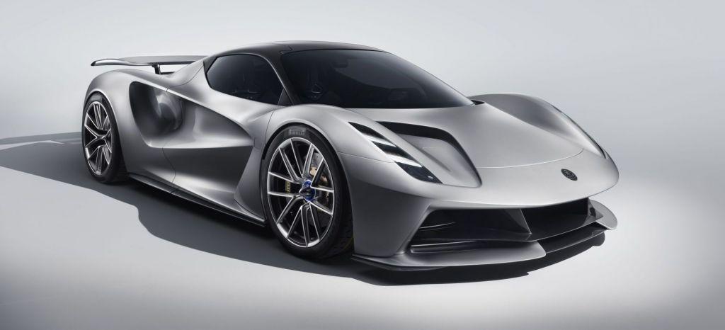 El Lotus Evija es un hiperdeportivo eléctrico de 2.000 CV, y cambiará para siempre a Lotus