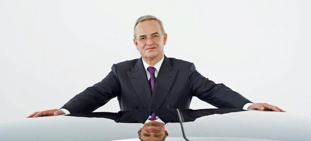 Martin Winterkorn abandona el barco, dimite de su posición de CEO del Grupo Volkswagen