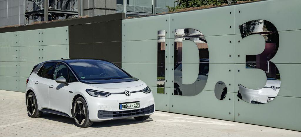 The New Volkswagen Id.3 thumbnail