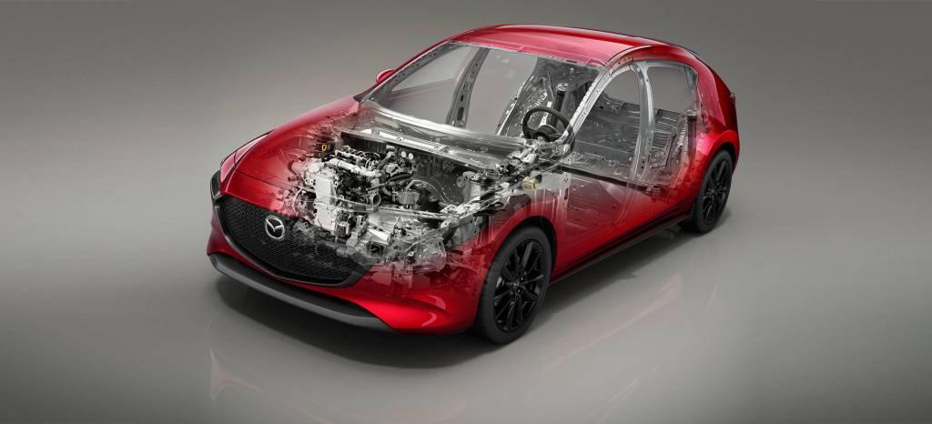 Mazda tiene un plan para afrontar el declive de los diésel