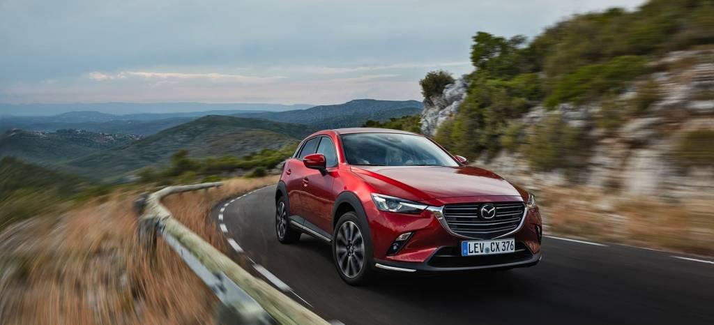 Probamos el nuevo Mazda CX-3 2018 en vídeo: ¿en qué cambia el crossover de Mazda?