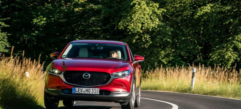 Llega el primer coche eléctrico de Mazda y estos son los primeros datos sobre su potencia y autonomía