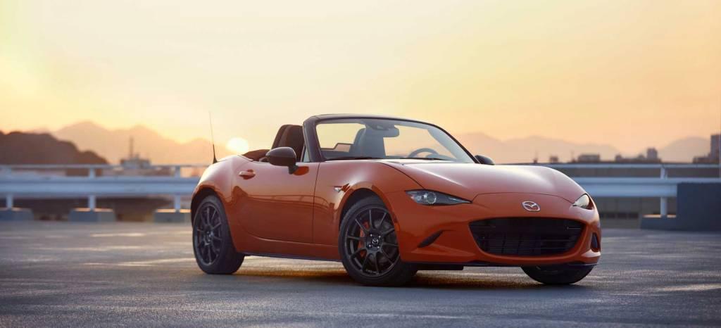 Mazda MX-5 30 Aniversario: la historia se escribe con tinta naranja