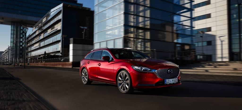 Los Mazda serán compatibles con Android Auto y Apple CarPlay a partir de septiembre