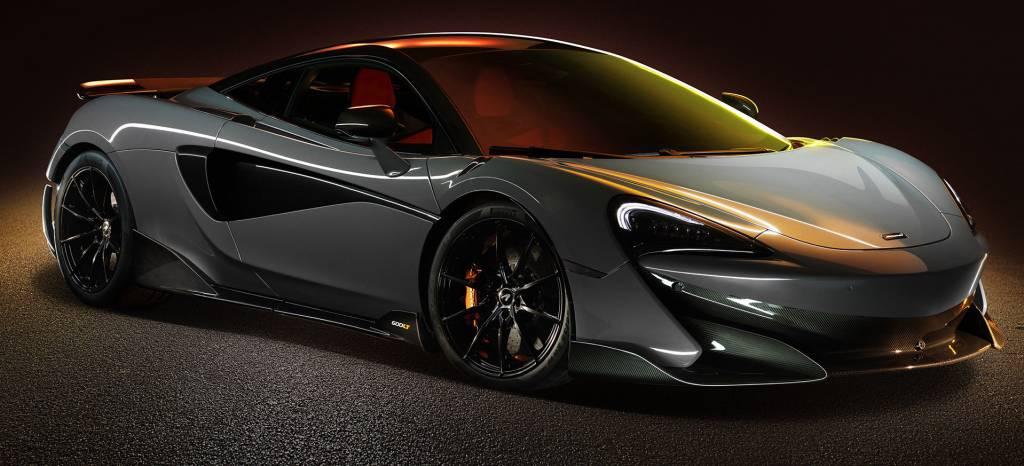 McLaren 600LT: el nuevo deportivo de circuito, con licencia de calle, de McLaren