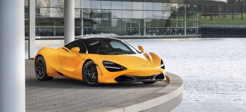 Sólo hay tres McLaren 720S así en el mundo y son un homenaje a la primera victoria de McLaren en la Fórmula 1