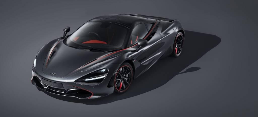 El McLaren 720S Stealth es la interpretación de la discreción por parte de MSO