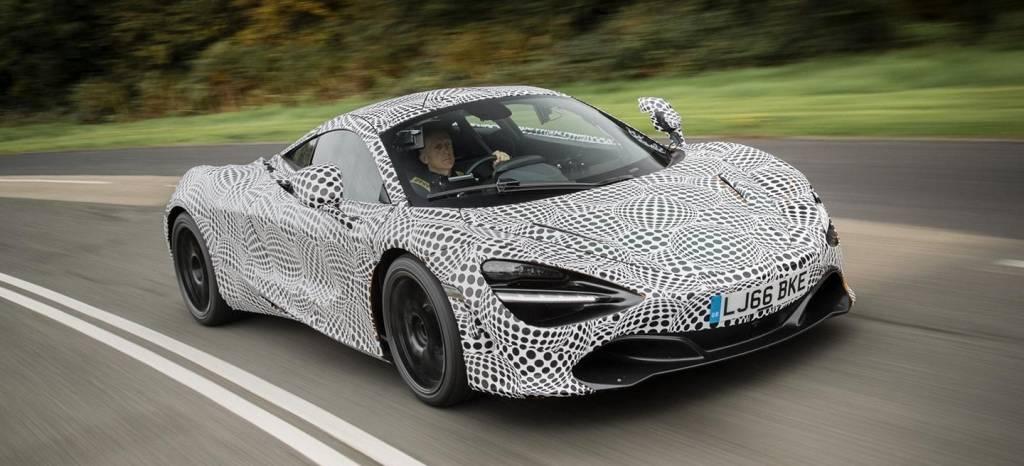 El McLaren BP23, el sucesor del McLaren F1, será el primer Hiper-GT del mundo, con más de 1.000 caballos y limitado a 106 unidades