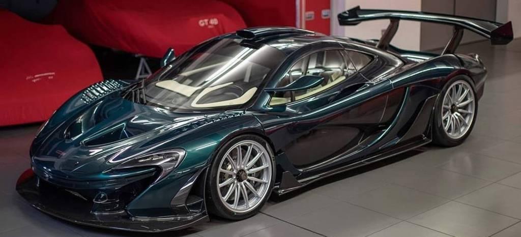 McLaren P1 GT Long Tail: Lanzante crea el P1 de calle definitivo