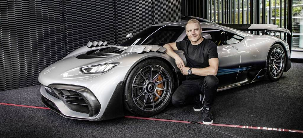 El Mercedes-AMG Project One ya tiene nombre definitivo: Mercedes-AMG One