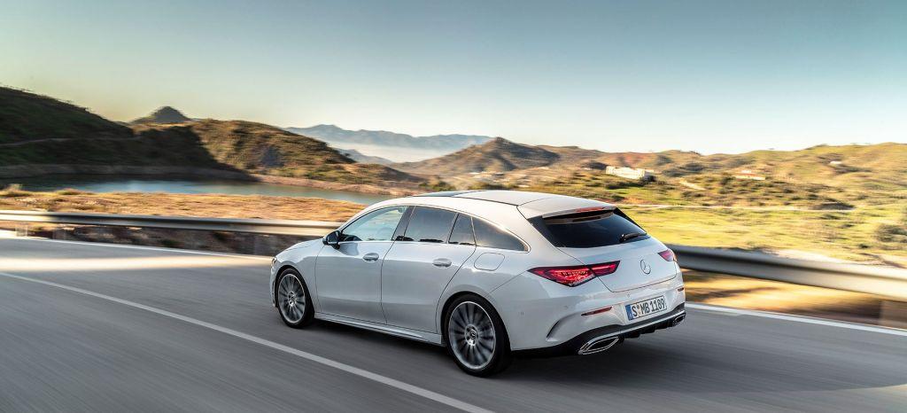 Hay un Mercedes CLA Shooting Brake por menos de 33.000 euros