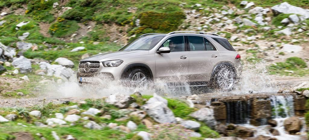 Mercedes no solo lanzará híbridos diésel, sino también enchufables con 100 kilómetros de autonomía eléctrica
