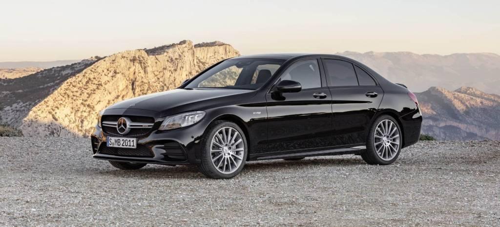 Mercedes-AMG C 43 4MATIC: el rival del Audi S4 se renueva, con 390 CV y un aspecto más moderno