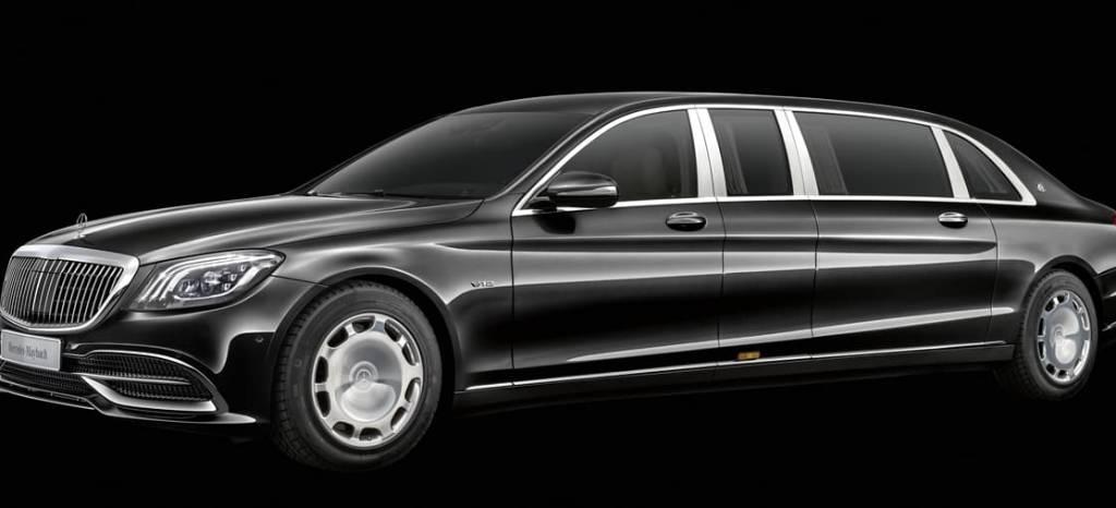 Mercedes-Maybach Pullman 2018: nuevos aires para el mayor enemigo de Rolls-Royce y Bentley