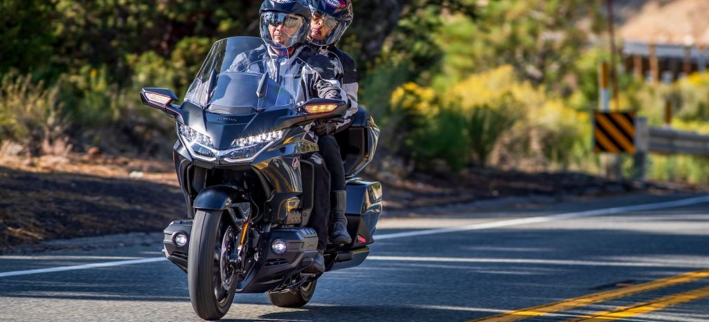Honda's Completes Its Comprehensive 2021 Model Line Up With Updates To Gl1800 Gold Wing And Gold Wing 'tour' thumbnail