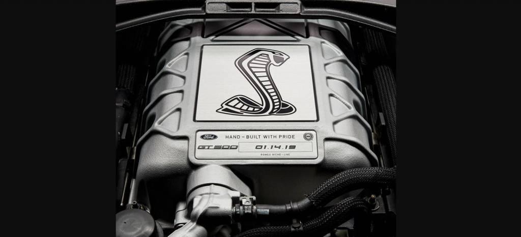 Ford nos enseña tímidamente el compresor del meteórico Shelby Mustang GT500