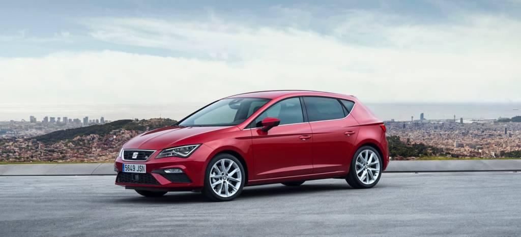 Contra el nuevo Ford Focus ST Line y los motores diésel SEAT lanza un SEAT León FR con etiqueta Eco