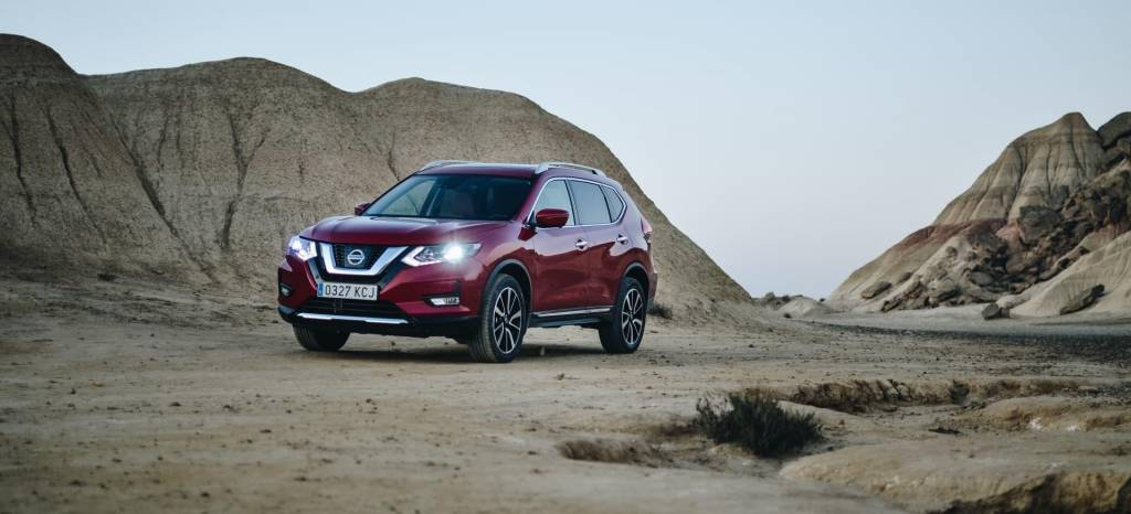 Tienes un Nissan X-Trail en promoción, muy equipado, por menos de 25.000 euros