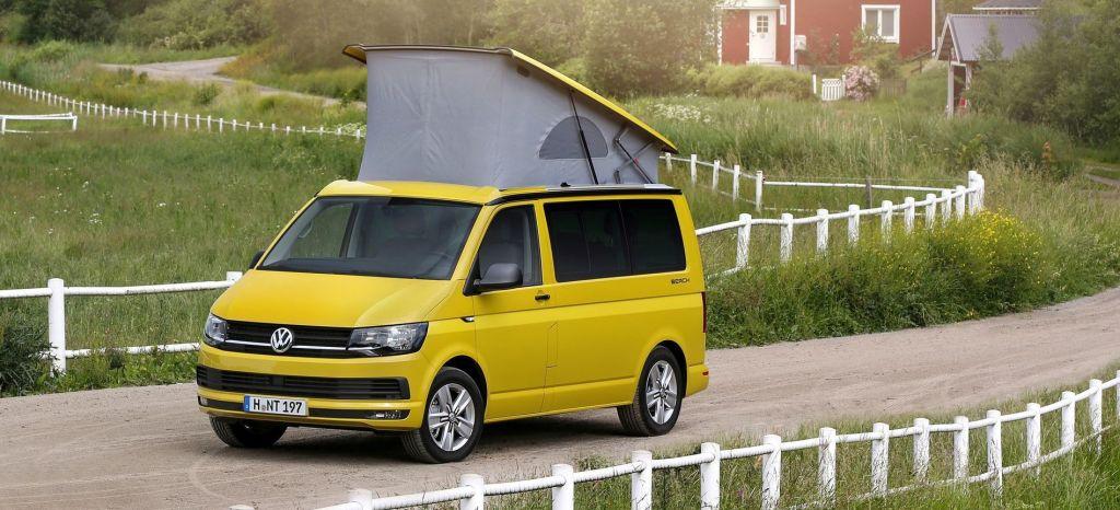 Oferta Volkswagen California P thumbnail