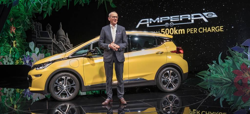 PSA tiene un problema: Opel pierde 10.000 euros con cada Ampera-e fabricado