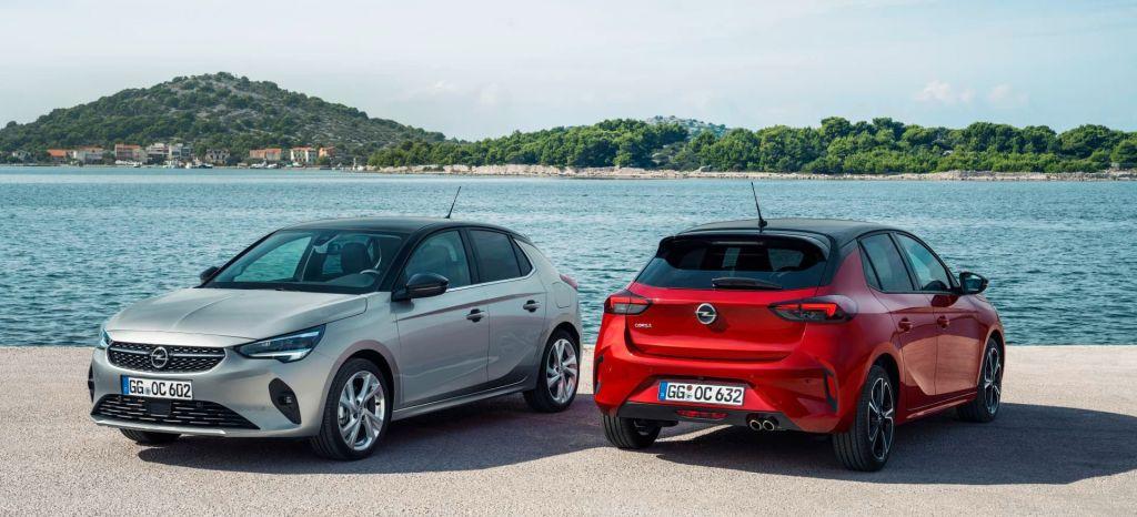 Opel Corsa thumbnail