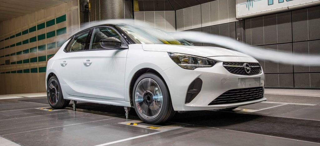 El Opel Corsa será uno de los utilitarios más eficientes y aerodinámicos del segmento