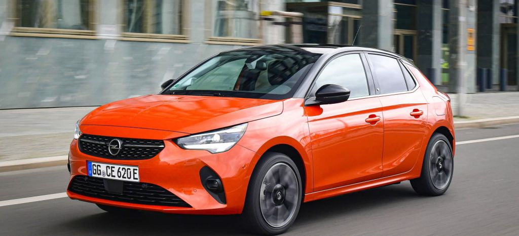 Opel Corsa E thumbnail