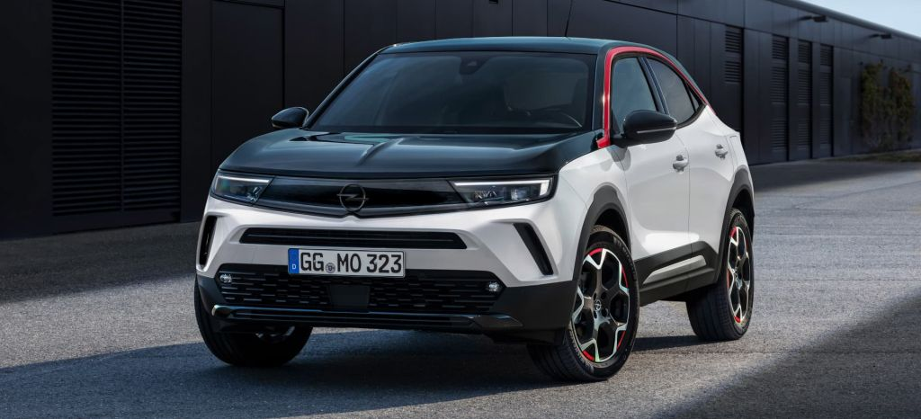 2020 Opel Mokka thumbnail