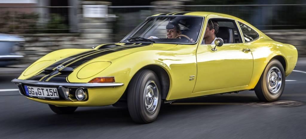 50 años del Opel GT (1968): así nació el mini-Corvette europeo