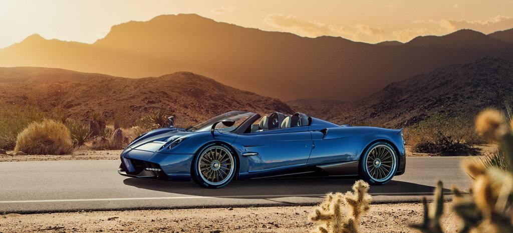 ¡Brutal! Conoce todos los secretos del nuevo Pagani Huayra Roadster en 5 claves y 18 imágenes