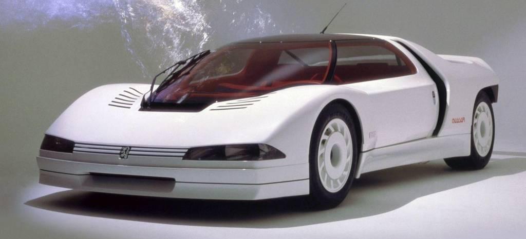 Peugeot Quasar (1984): el primer concept de Peugeot era un Grupo B en clave futurista