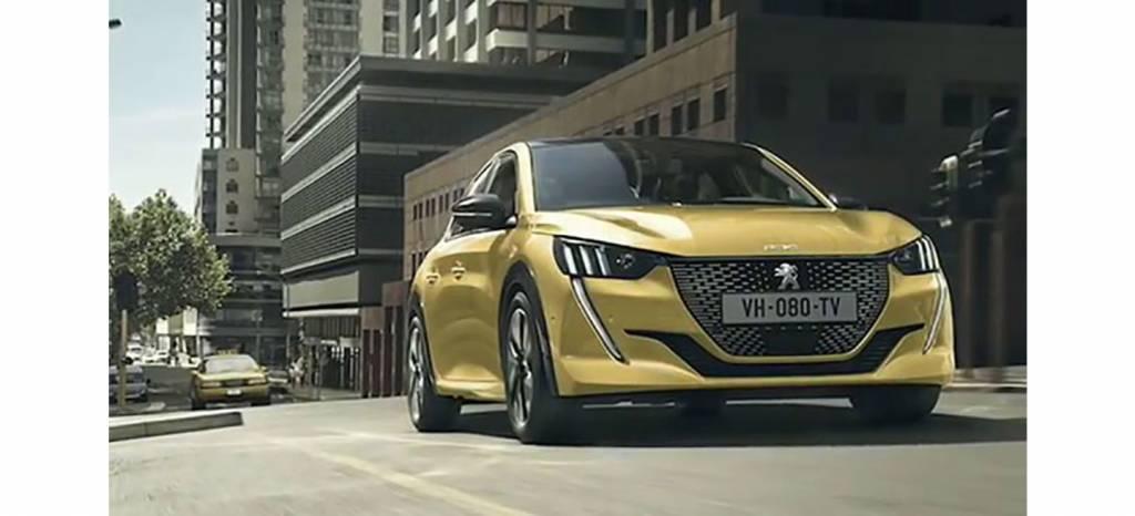 Así es, por dentro y por fuera, el nuevo Peugeot 208, que se ha filtrado en estas 6 fotos