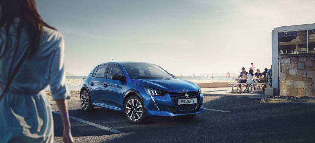 Así llegará a los concesionarios el nuevo coche eléctrico de Peugeot