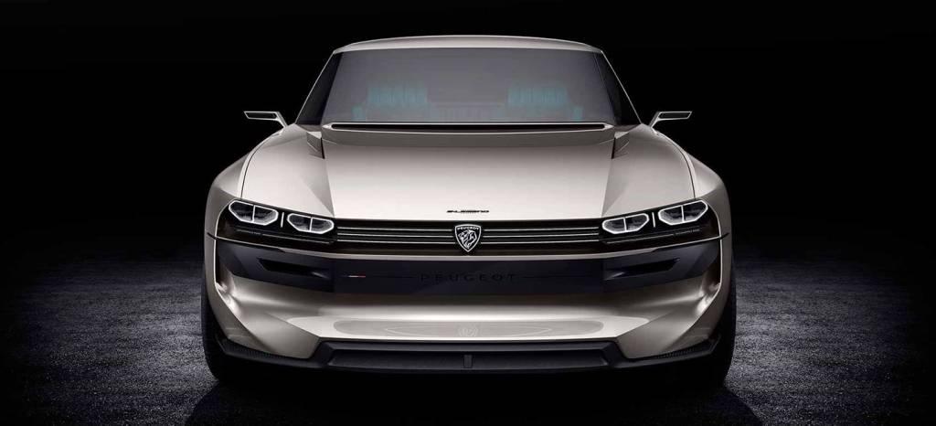 Soñando con el Peugeot 508 Coupé: hasta el CEO de Peugeot pide firmas para llevar el e-Legend a las calles