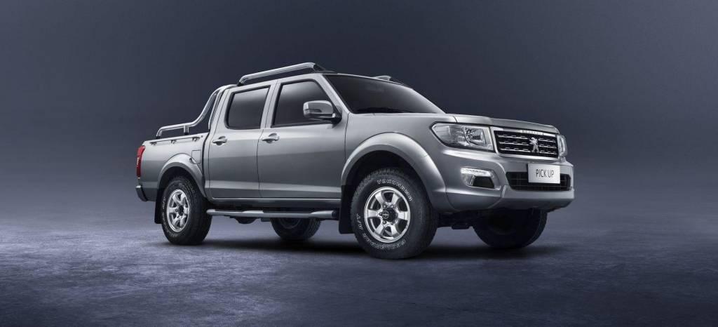 Peugeot Pick-Up: los galos tratan de conquistar África con una pick-up china concebida hace 20 años